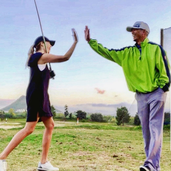 private golf lesson with jeybacanigolf.com